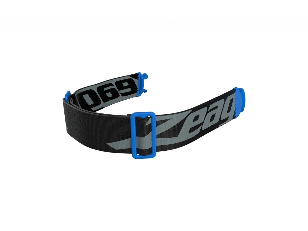 dual blue strap