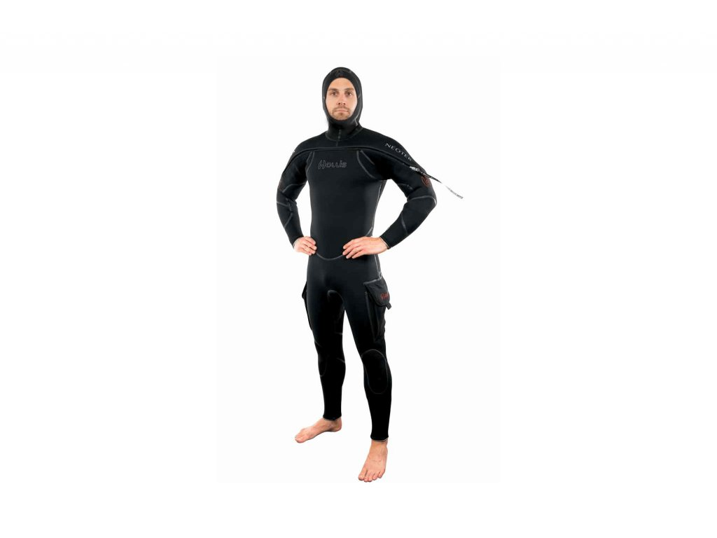 HOLLIS NEOTEK SEMI DRYSUIT 001