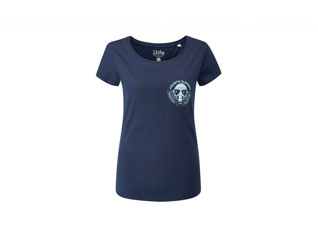 tech t shirt navy 001