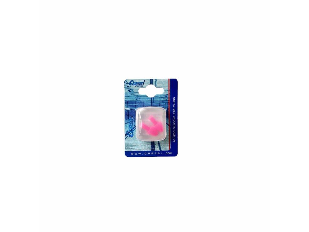 cressi Ear Plugs pink2