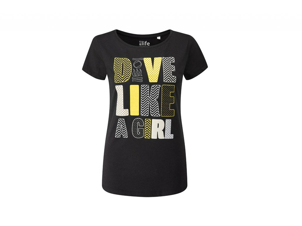 DIVE LIKE A GIRL