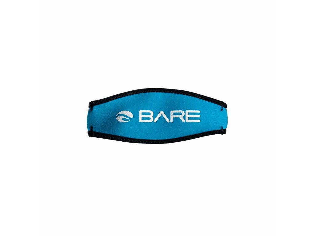 bare strap blue