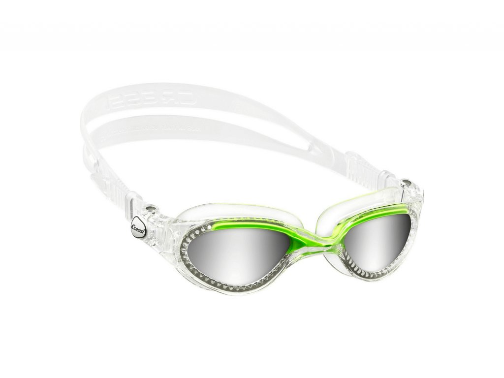 FLASH CLEAR GREEN TINTED LENS