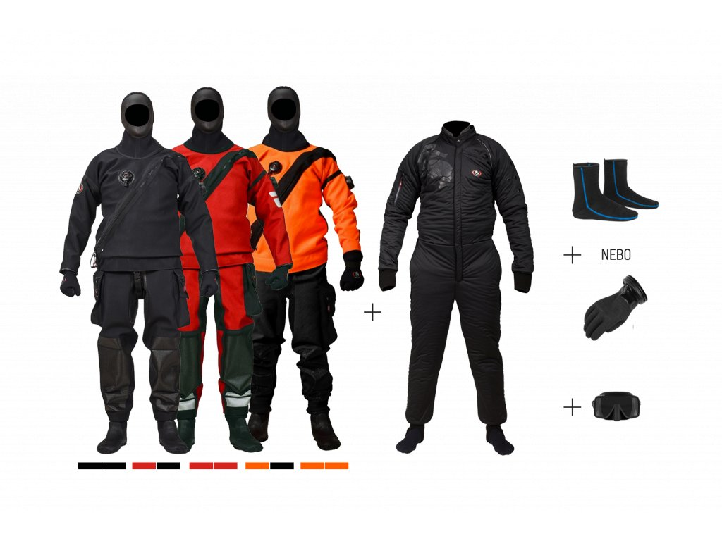 10 SET URSUIT TOP cordura man
