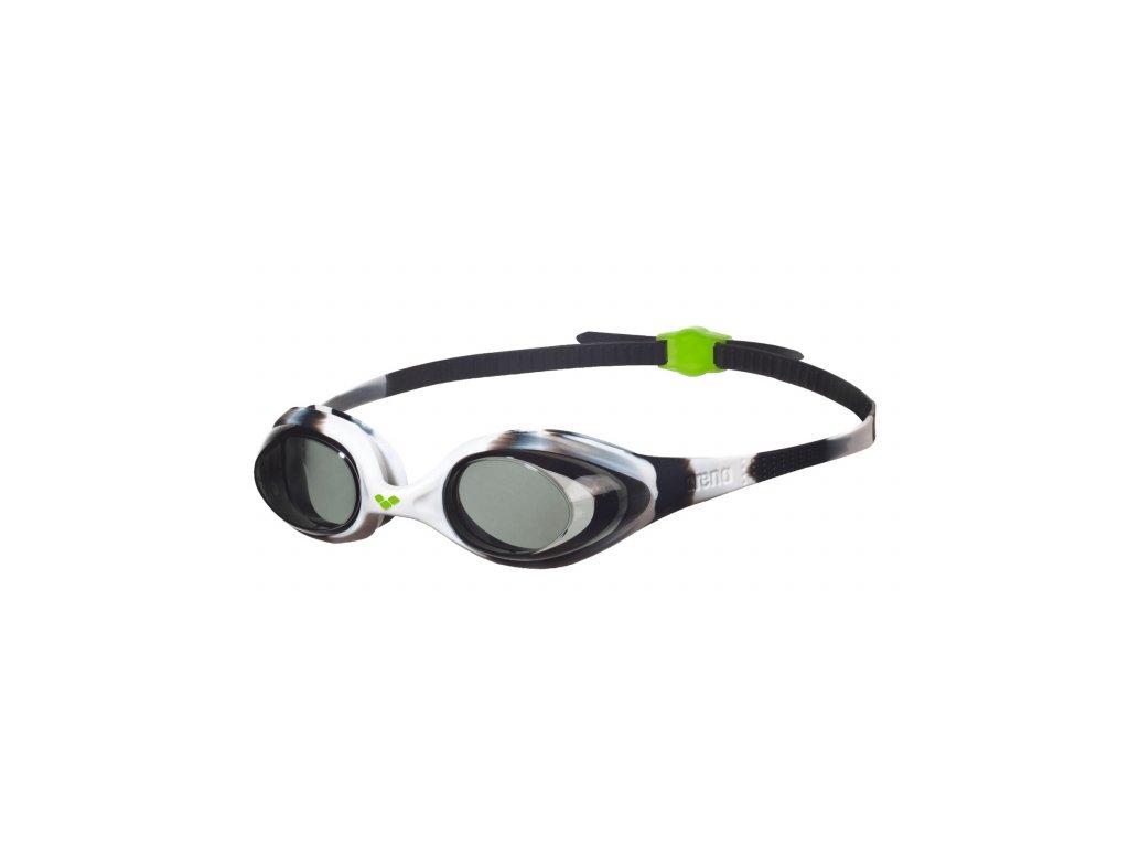Plavecké brýle ARENA Spider Junior - černá