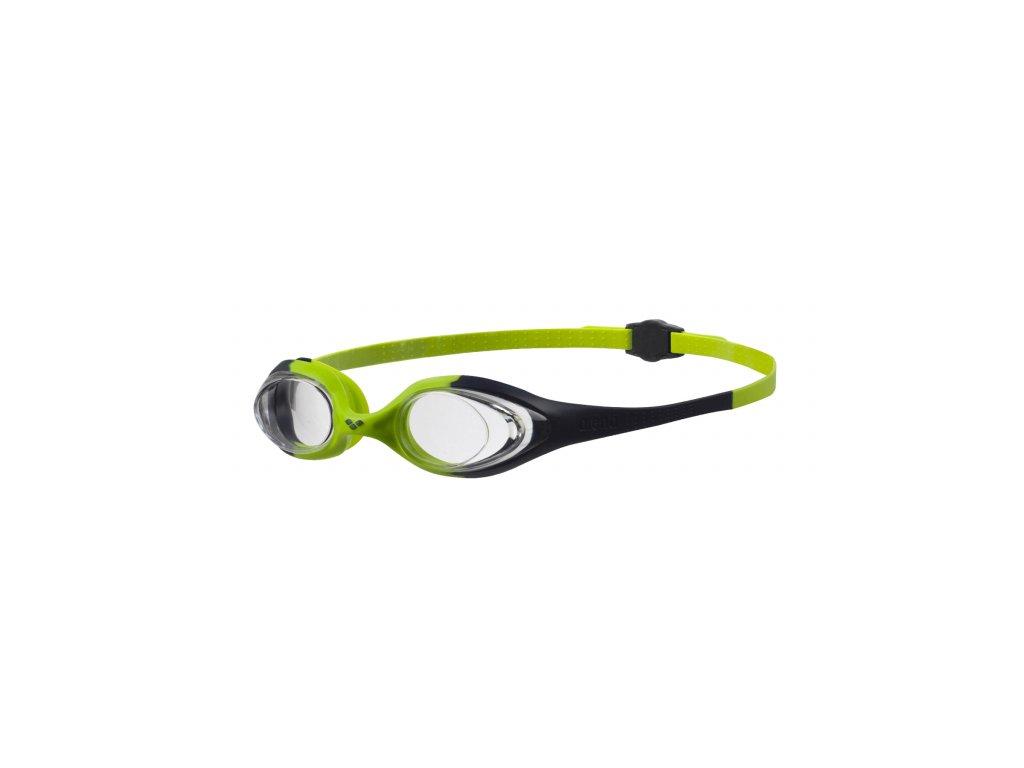 Plavecké brýle ARENA Spider Junior - modrá/zelená