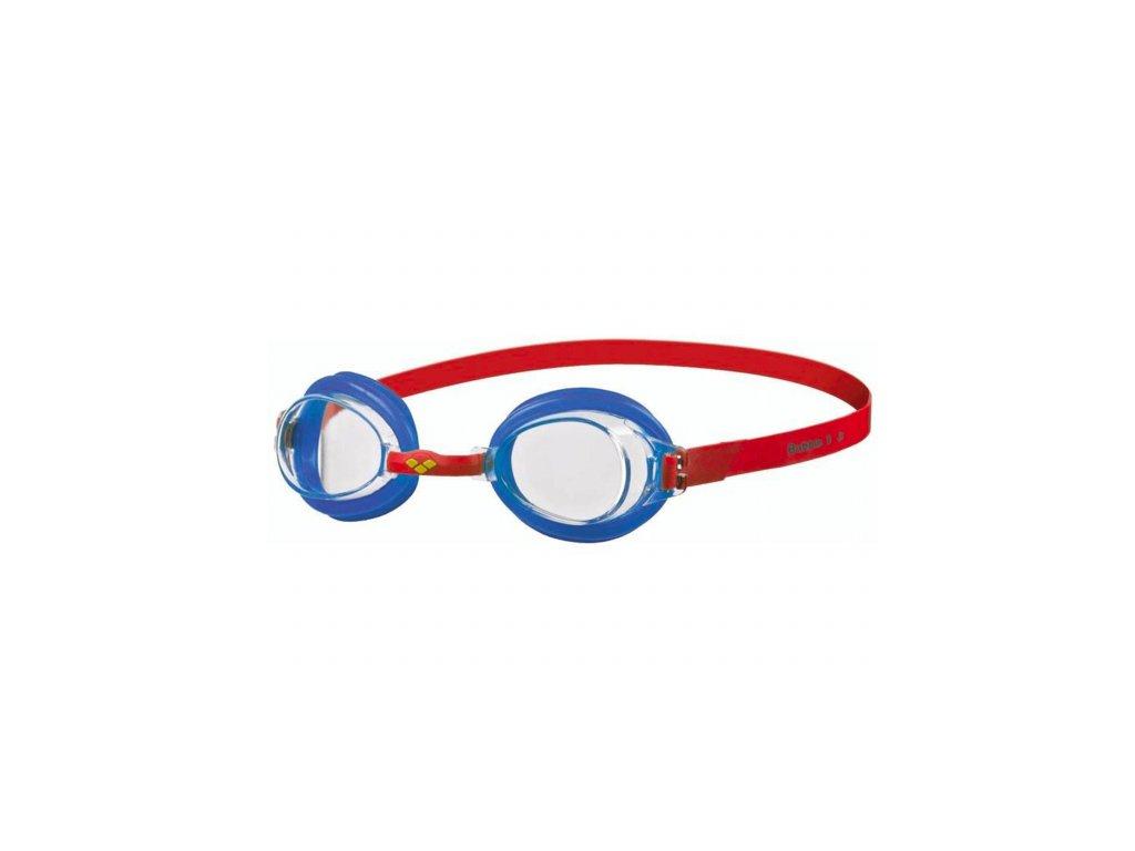 Plavecké brýle ARENA Bubble 3 Junior - modrá/červená