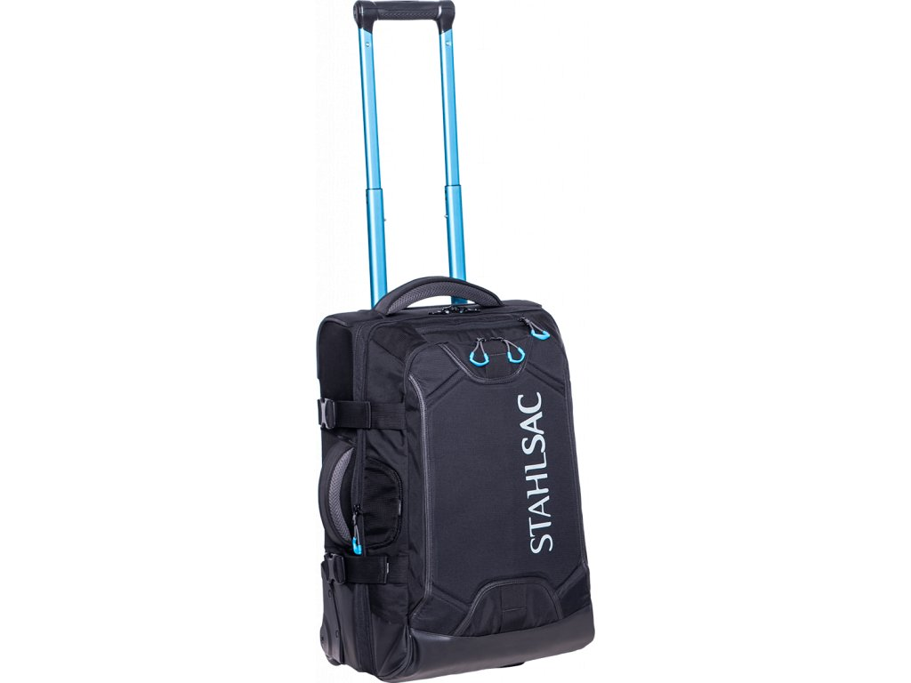 STEEL 22 INCH CARRY ON