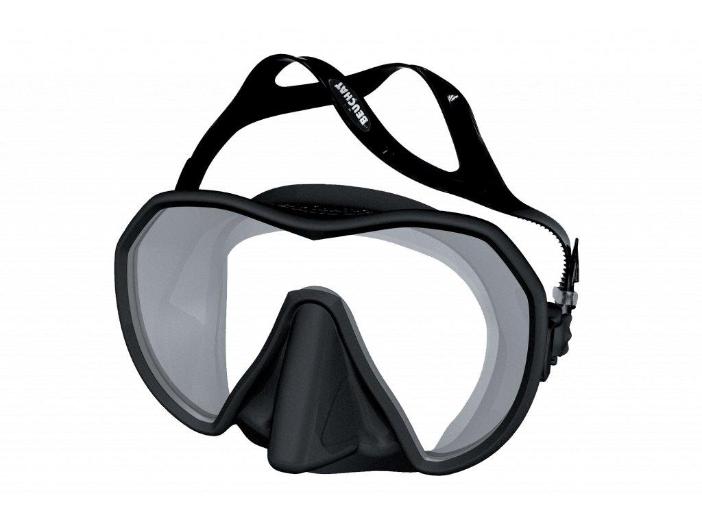 1104 maska beuchat maxlux cerna
