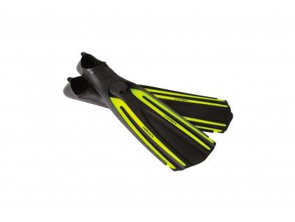 Ploutve Oceanic Viper FF - žlutá (Velikost XL)