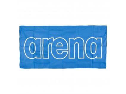 Rychleschnoucí ručník ARENA Gym Smart Towel - modrá