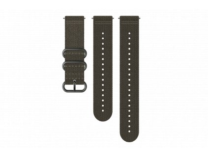 SS050229000 24MM EXPLORE 2 TEXTILE STRAP FOLIAGE GRAY M+L