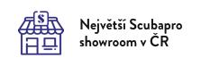 Největší Showroom Scubapro v ČR