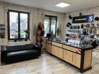 ALBE Scubapro Showroom