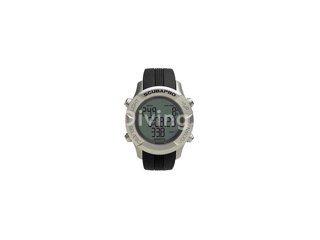 Scubapro barevný pásek Mantis M1Meridian black