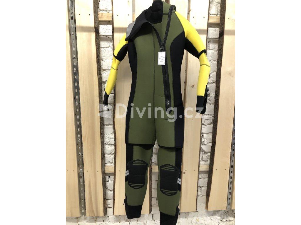Oblek Agama s Převlečníkem 7+5mm