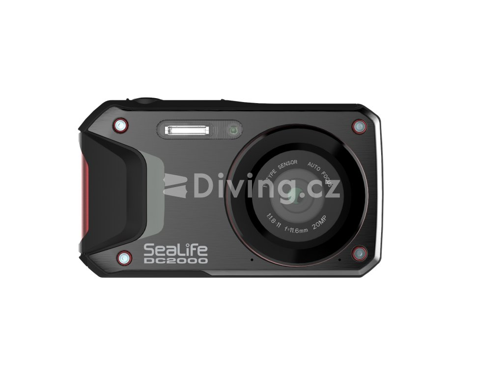 SL740 Inner camera front profile