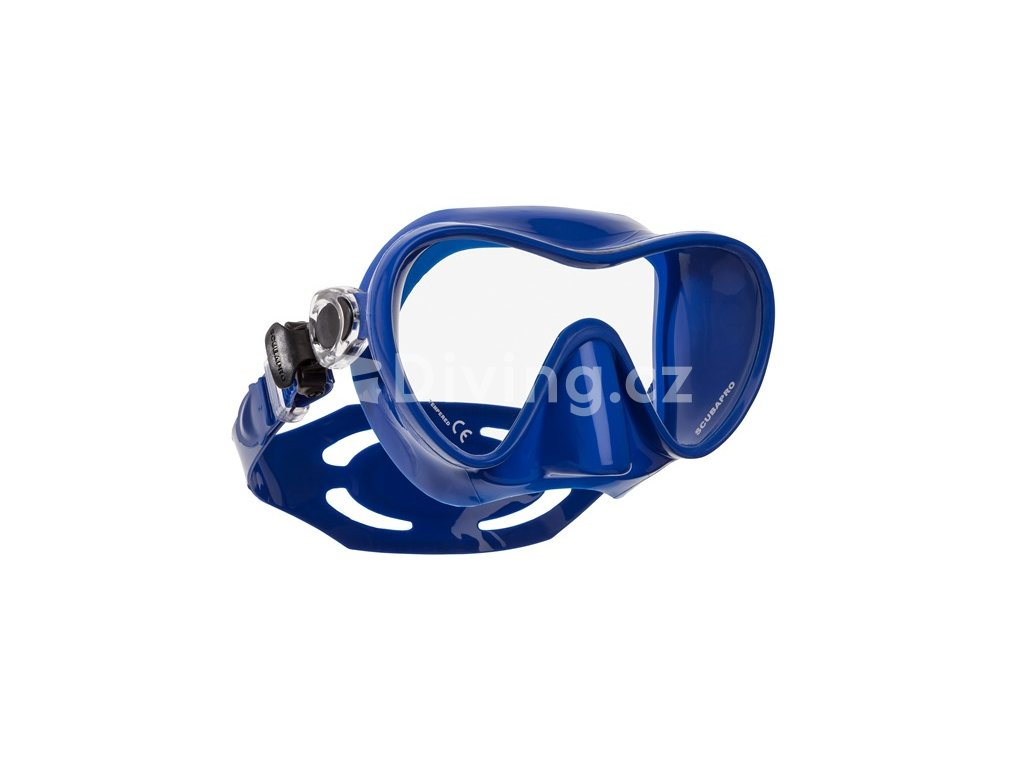 Maska Scubapro Trinidad 3 Blue