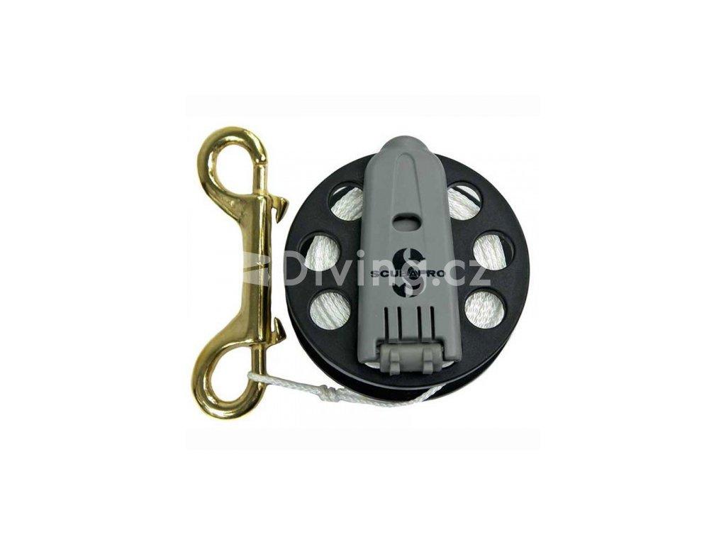 scubapro mini reel spool with 50 feet string b