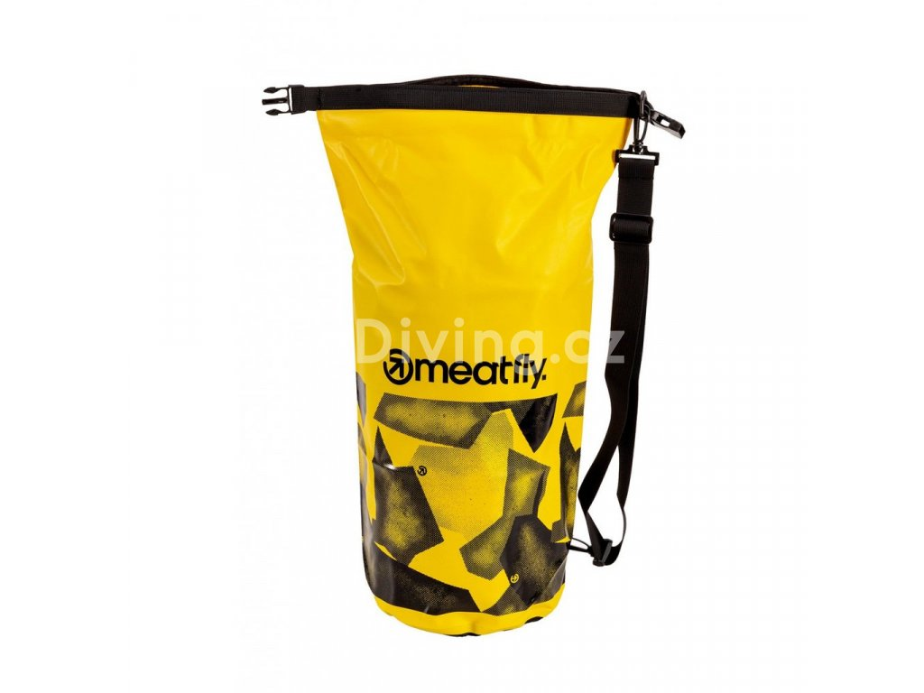 Vak Meatfly Dry bag 20L A Lime 4
