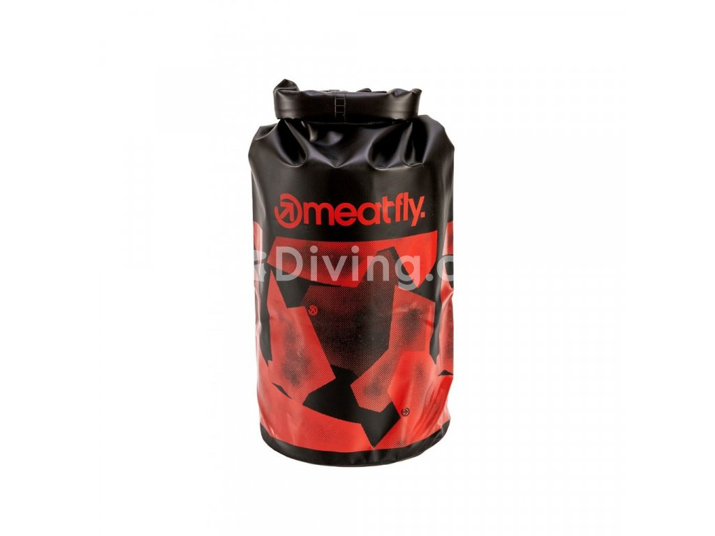 Vak Meatfly Dry bag 10L A black