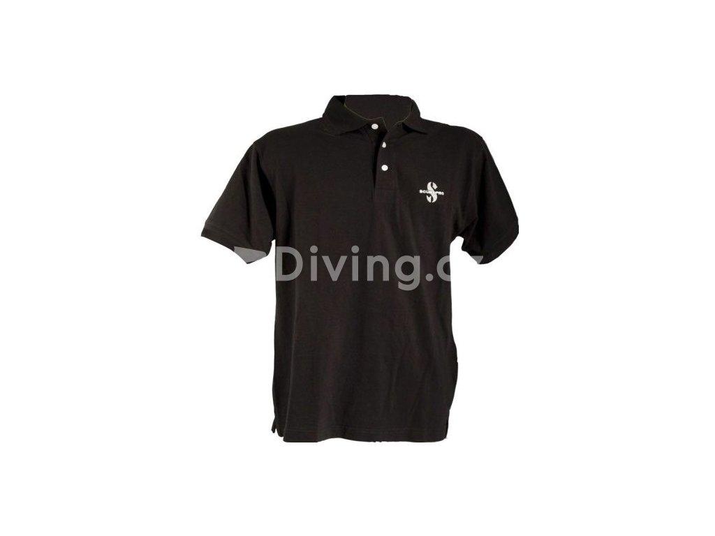 Potápěčské tričko Scubapro s límečkem (Velikost XL)