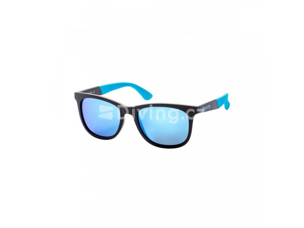 Meatfly clutch2 black blue