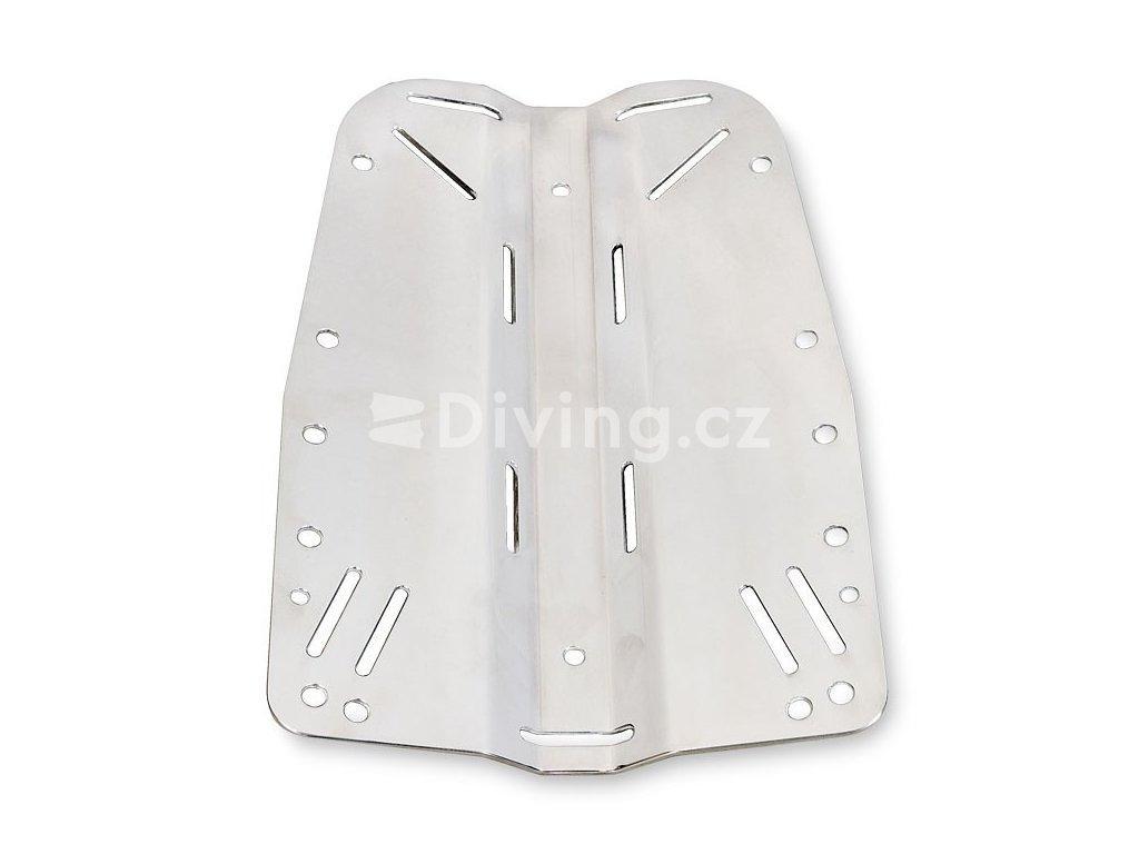 DTD  Backplate nerez 6 mm