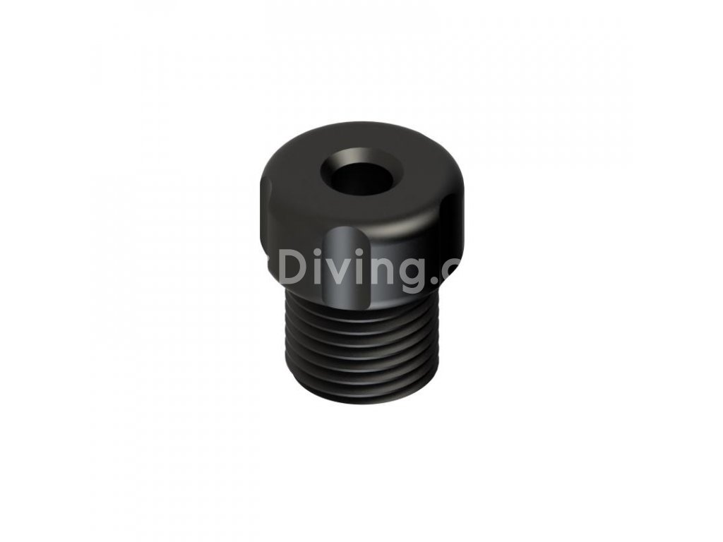 Divesoft Flow limiter for 2nd stage hose