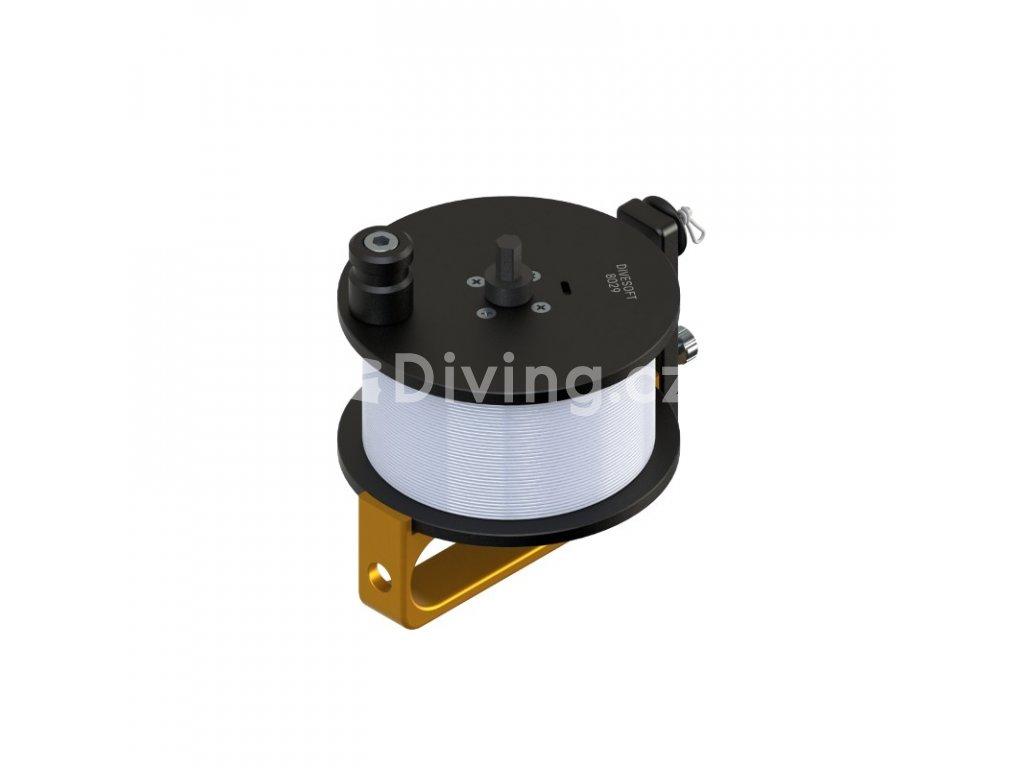 Divesoft Power drill line winder