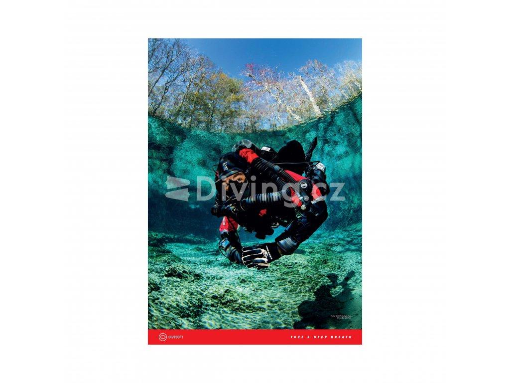 Divesoft Poster set