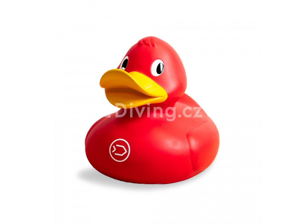 Divesoft Divesoft Duck giant - red