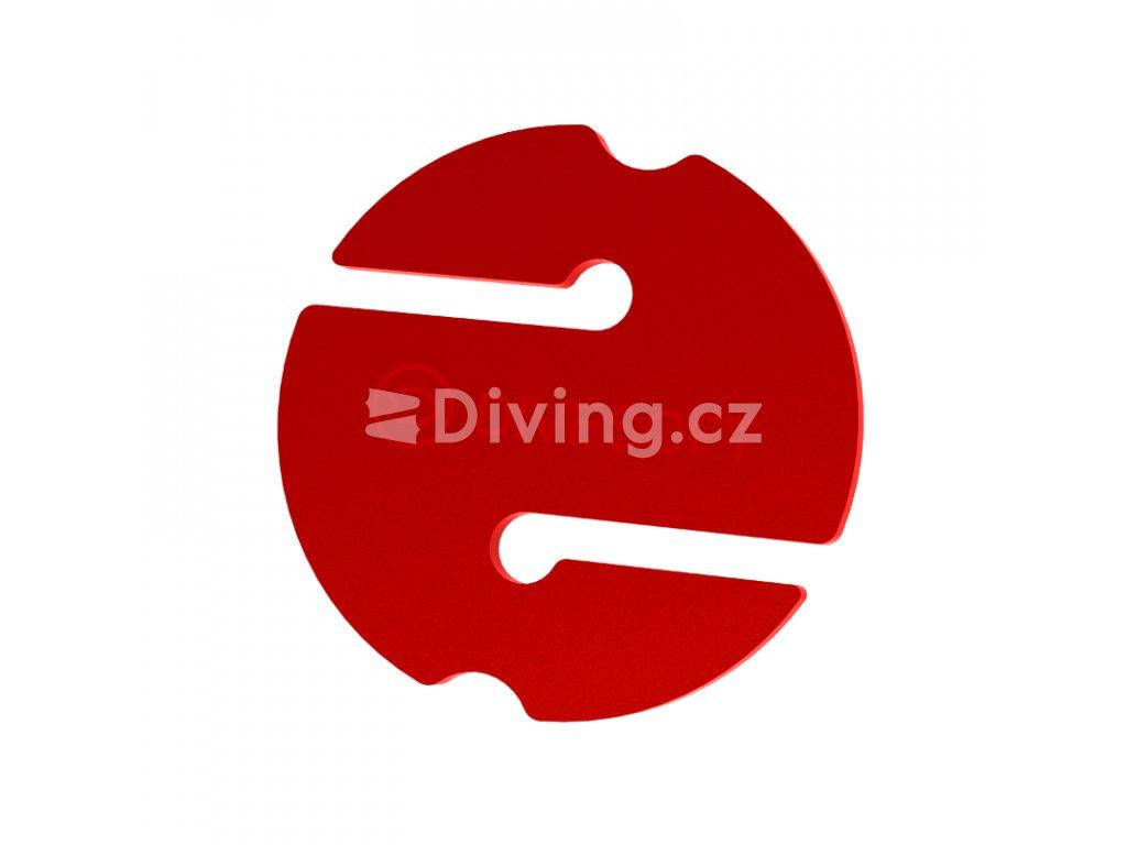 Divesoft Line Cookie - Red