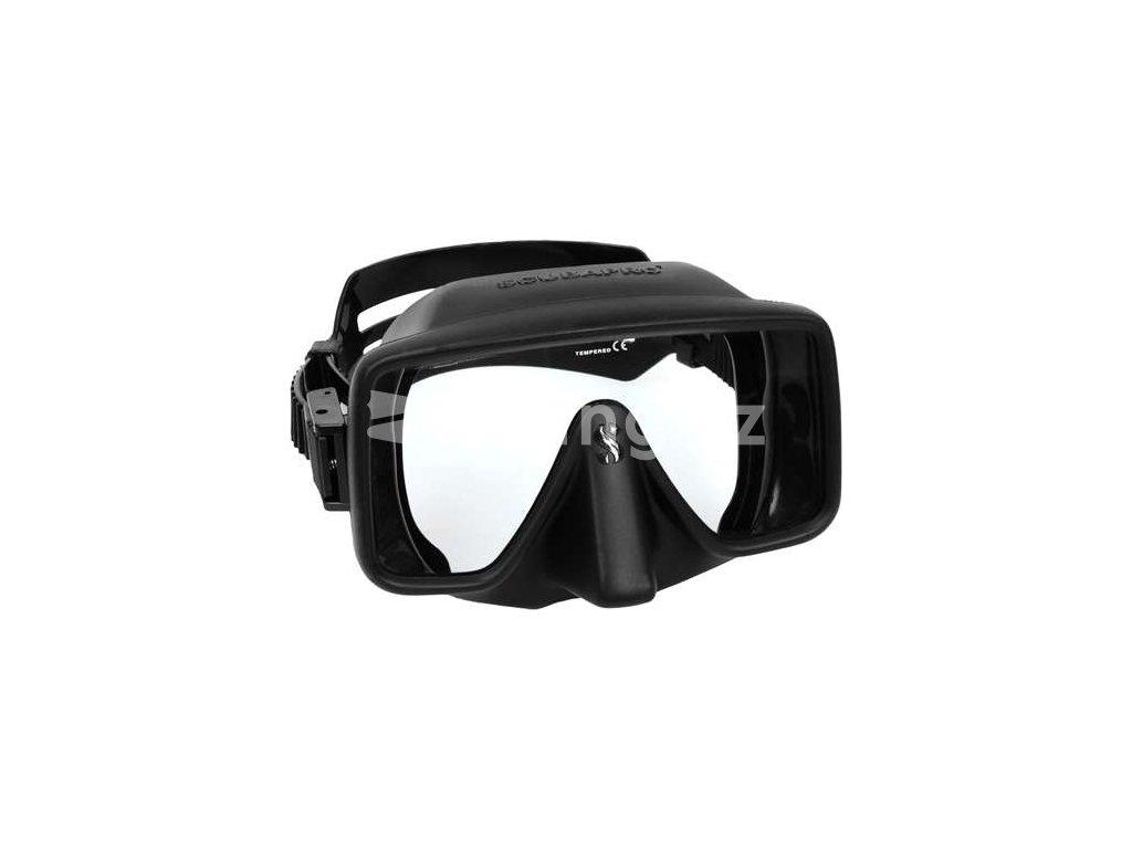 Maska Frameless Gorilla Black