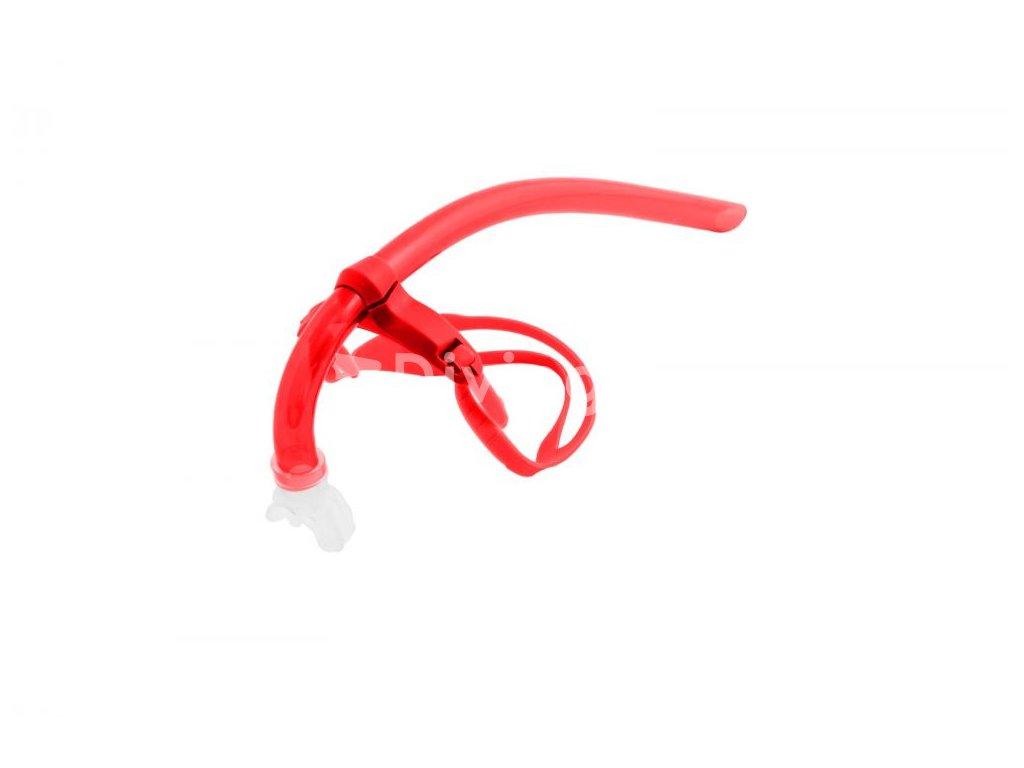 Plavecký šnorchl BornToSwim® (Barva Černá)
