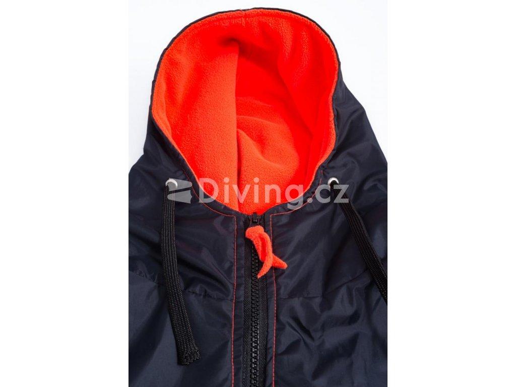 Plavecká parka BornToSwim® (Barva Oranžová, Velikost XXS)