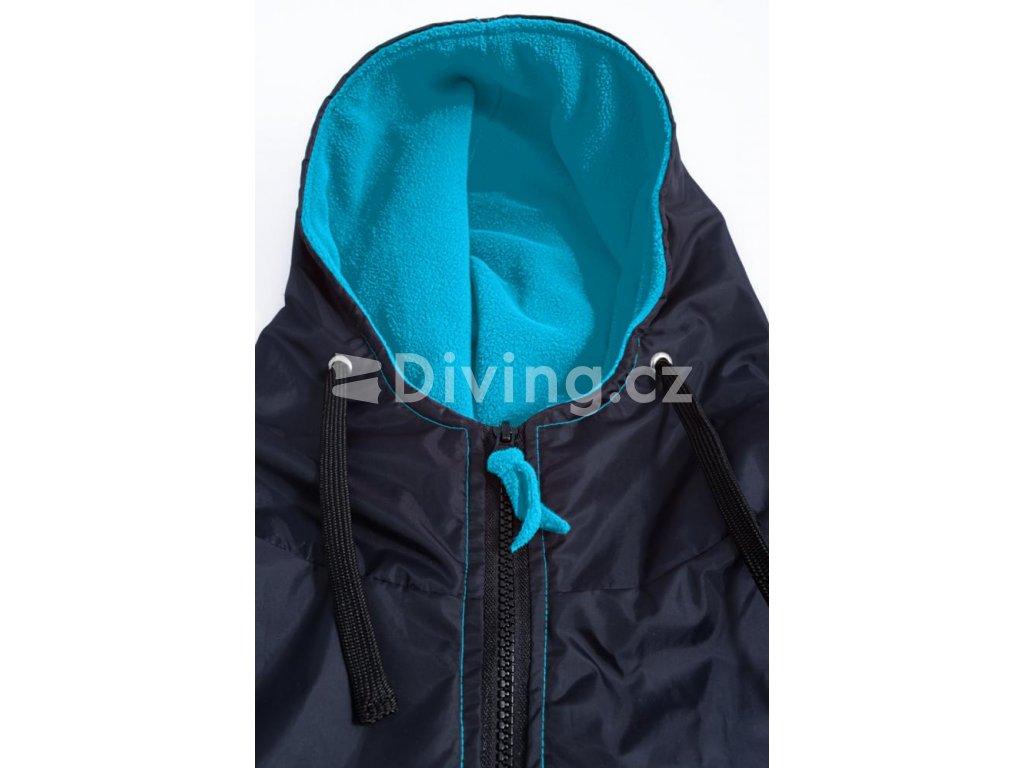 Plavecká parka BornToSwim® (Barva Modrá, Velikost XXS)