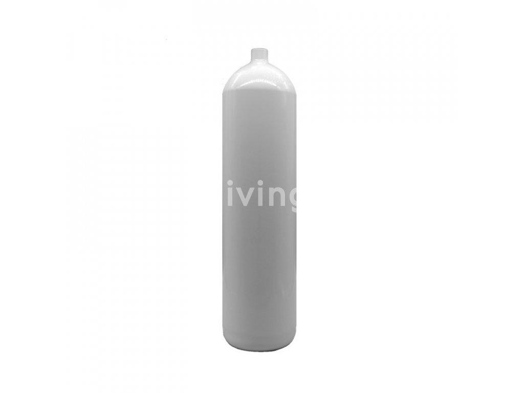 12l long dive cylinder concave