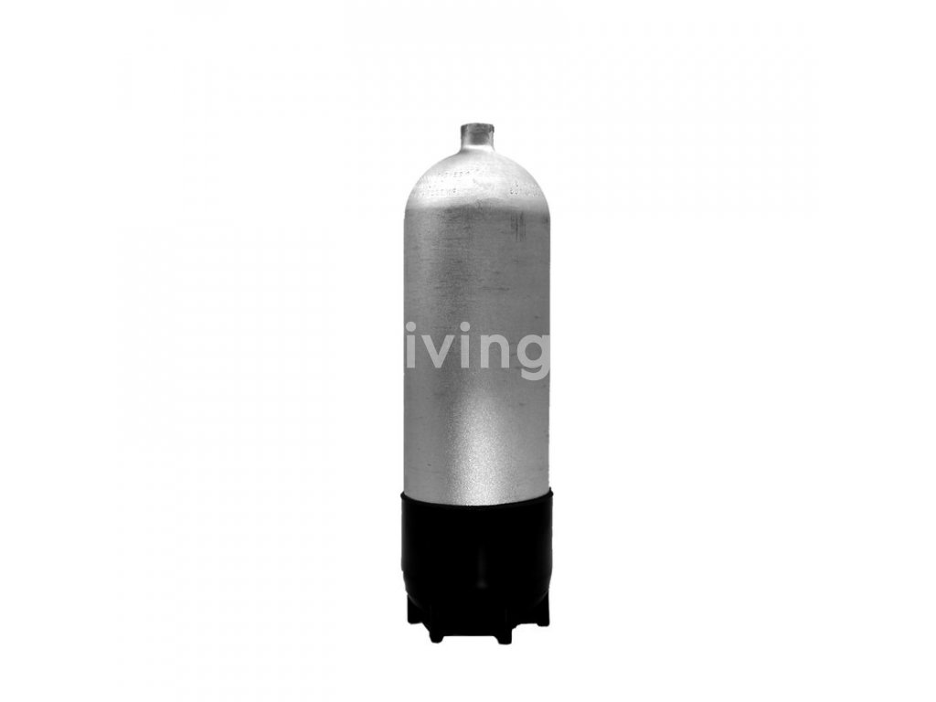 faber 10 l 200 bar hot dipped cylinder only