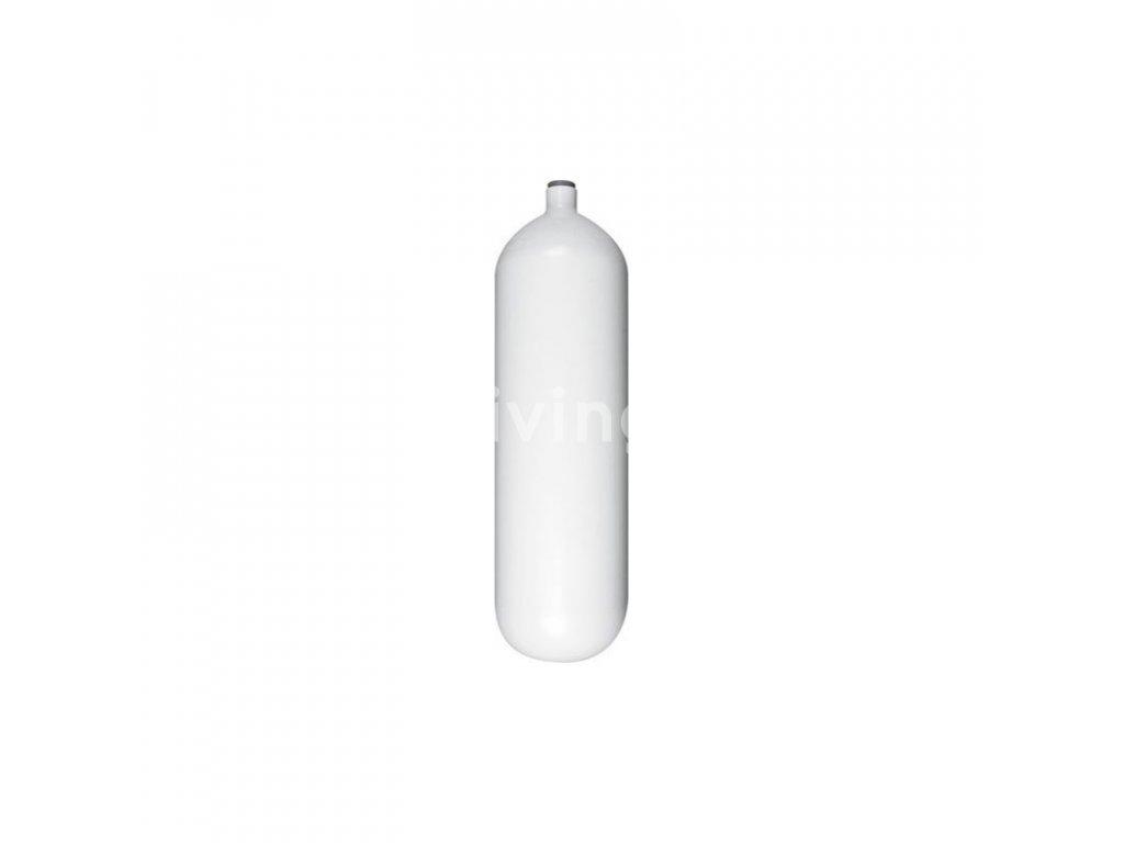 10 liter steel tank 300bar naked