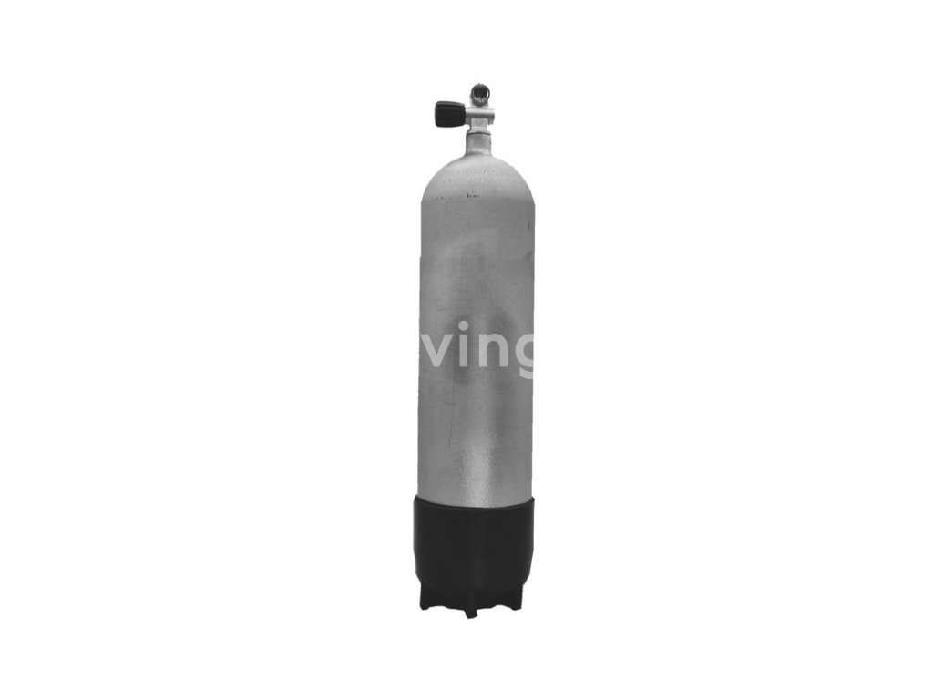 faber 12 l long 232 bar hot dipped cylinder complete 1