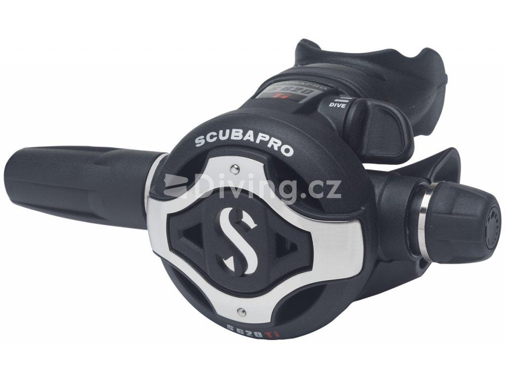 Scubapro MK17 EVO S620 Ti R195