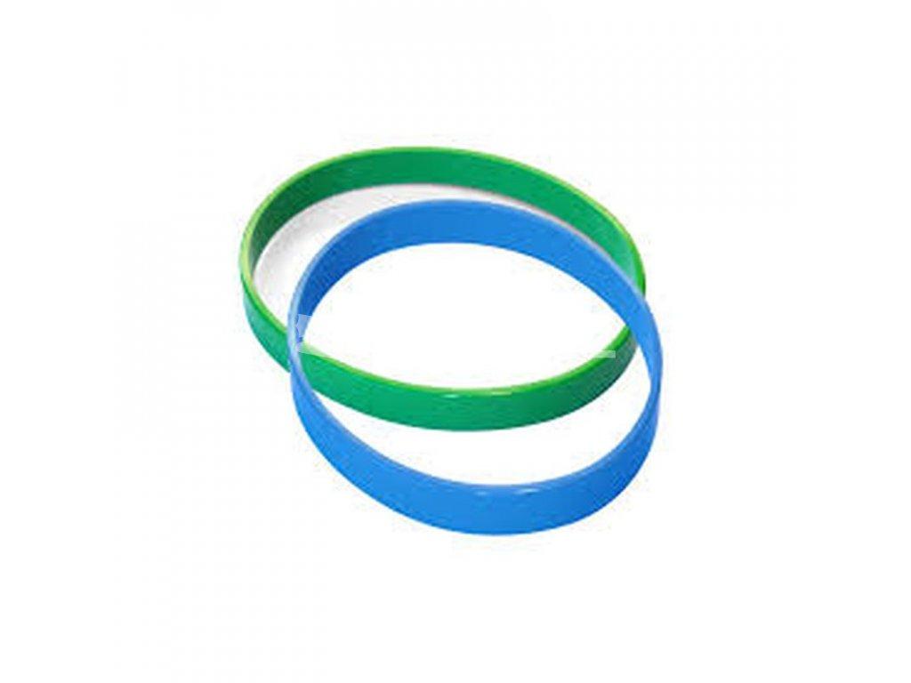 spanner ring oval mdash blue