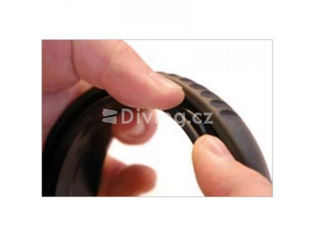 glove ring with rubber ring and o ring for glove lock