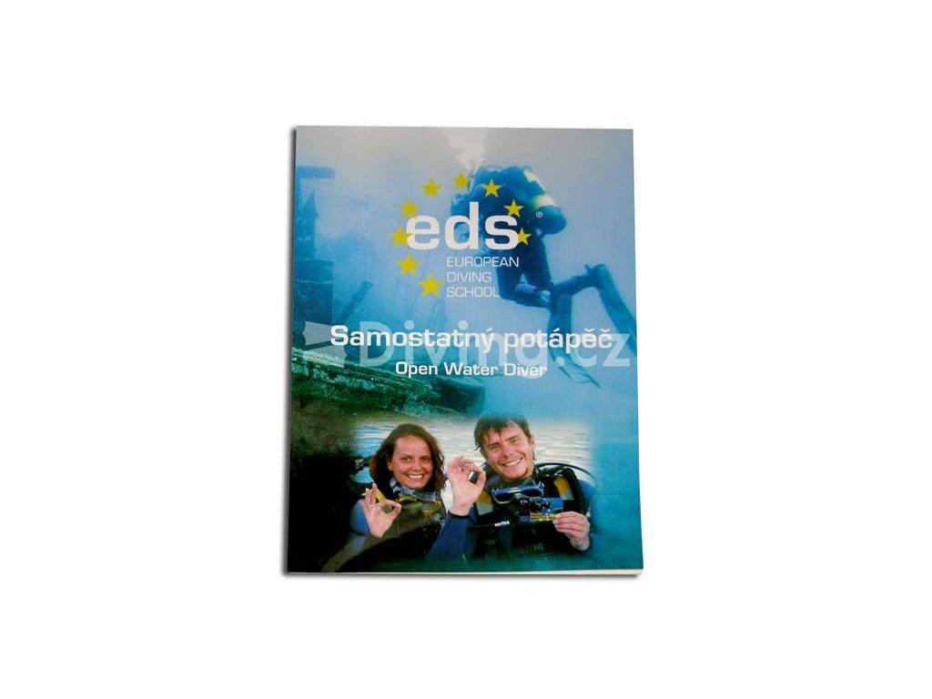 6729 owd open water diver kniha eds