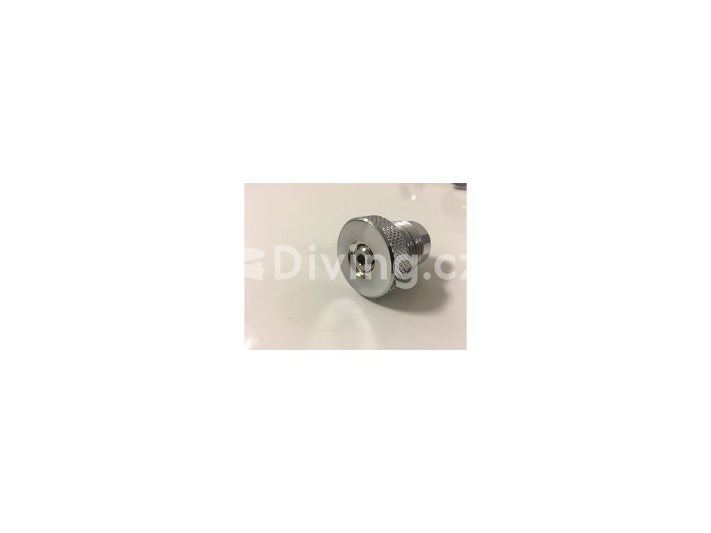 Polarit zátka s vypouštěcím ventilem M26x2 300 bar