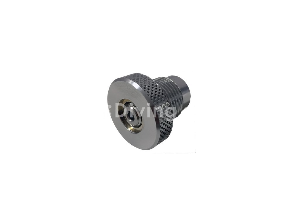 Polarit zátka s vypouštěcím ventilem G5/8 300 bar