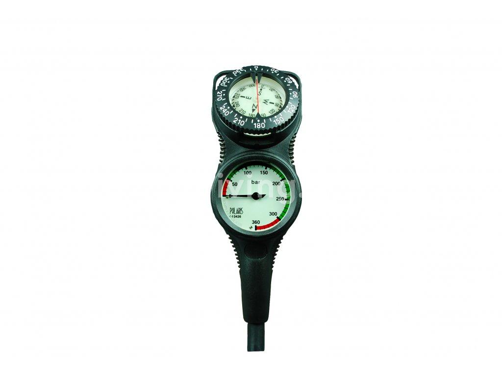 Polaris Konzole Top line s kompasem