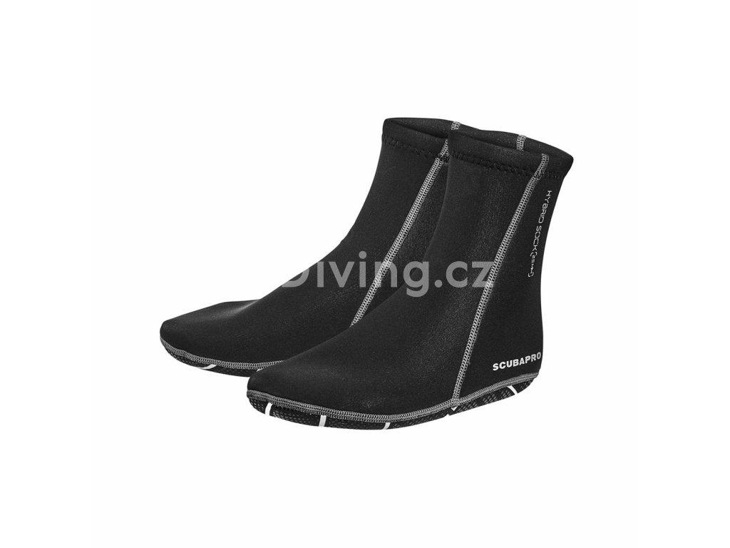 scubapro hybrid sock 25mm