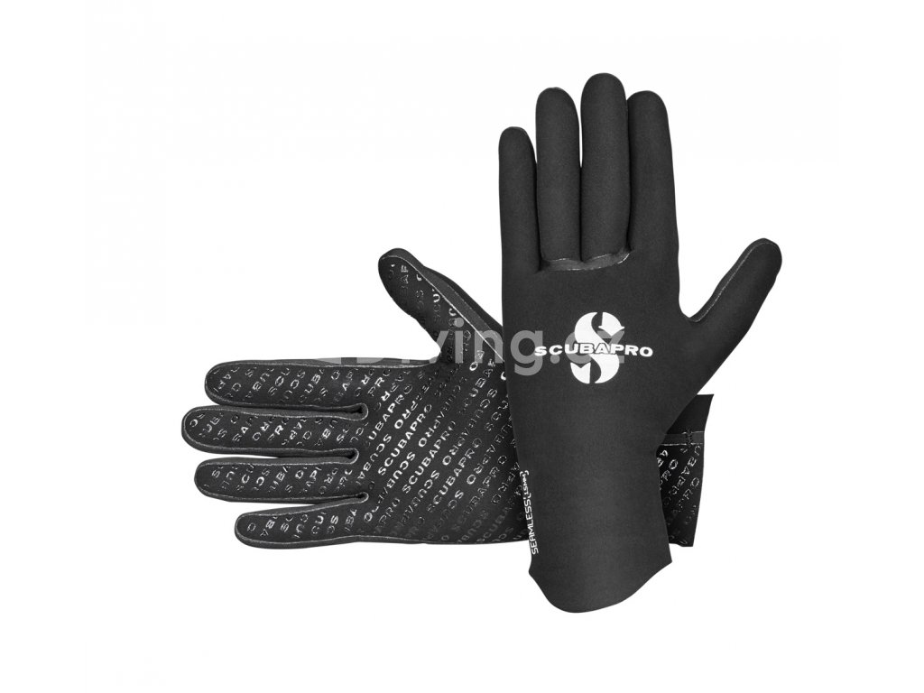 Scubapro Rukavice Seamless Gloves 1.5mm